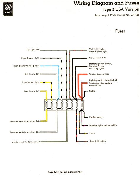 color coded wiring diagrams 62 71 for