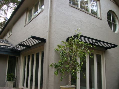 cantilever awning aluminium cantilevered awnings and louvres