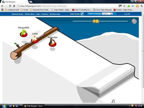 arctic challenge sled race image white penguin sled race jpg club penguin wiki