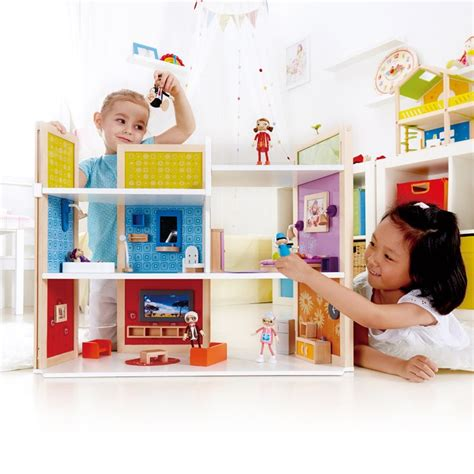 magnetic doll house diy dream house create magnetic dollhouse set educational toys planet