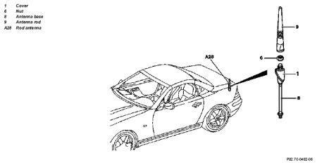 am fm car antenna lifier car repair manuals and