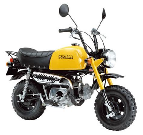 Stang Honda Monkey 2 By Fagetoshop goobike 新車 中古バイクとバイクパーツの検索 記事