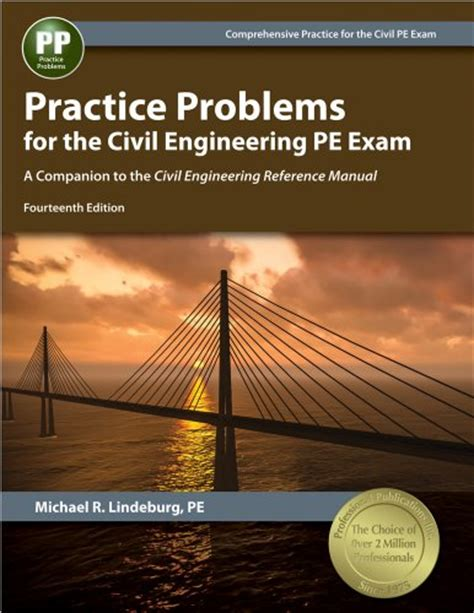 study  pe exam   civil engineering reference manual cerm civil engineering