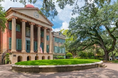 Citadel Mba Reviews by College Of Charleston Photos Us News Best Colleges