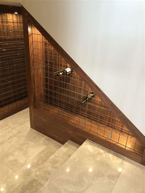 under stair wine cellar wine cellar under stairs house ideas pinterest