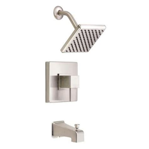 Shower Controls Home Depot by Danze Reef Single Handle Tub And Shower Faucet Trim Only