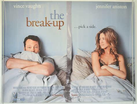 film break up break up the original cinema movie poster from