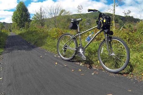 The Bike Station by Biking The Virginia Creeper Trail Picture Of The Bike