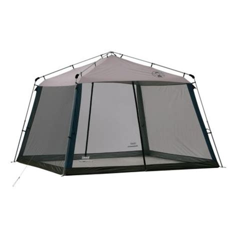 instant up screen house with awnings coleman instant screen house cabela s canada