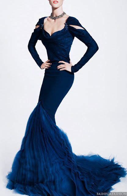 Catwalk To Carpet Bilson In Zac Posen by 1000 Images About Zac Posen On Cobalt Blue