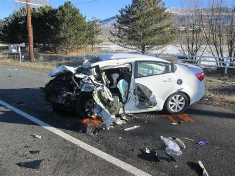 Kia Collision Updated 3 Dead 2 Injured In On Crash St George News