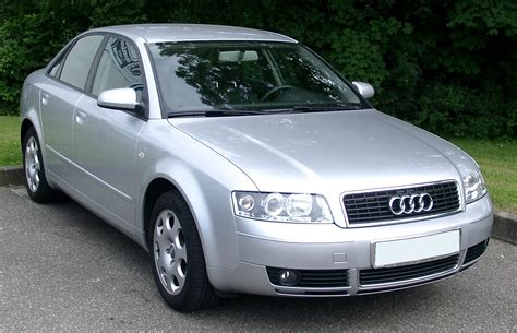 Audi A4 Front by Datei Audi A4 B6 Front 20080612 Jpg