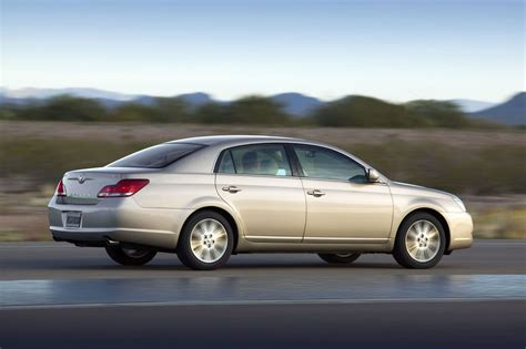 Toyota Avalon 2007 2007 Toyota Avalon Picture 166711 Car Review Top Speed