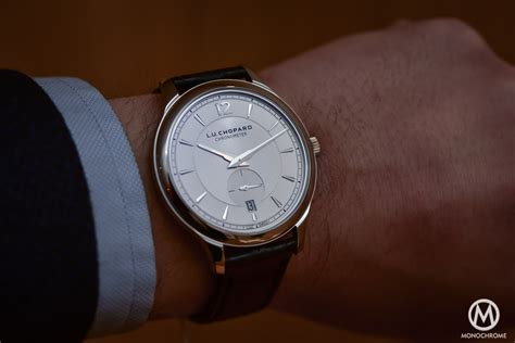 Chopard L U C on review chopard l u c xps 1860 in stainless