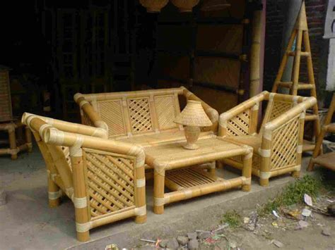 bamboo couch and chairs bamboo chairs as the traditional decoration theydesign