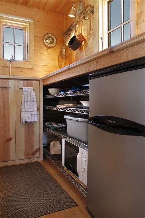 Tiny House Kitchen Cabinets Living Single This Tiny House Might Be For You