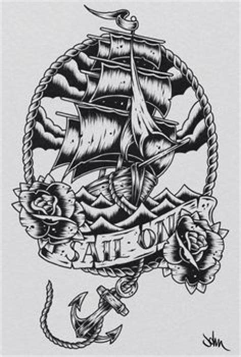 tugboat tattoo designs 1000 ideas about ship tattoos on pirate ship