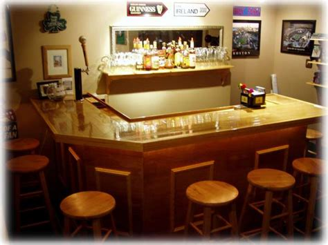 Home Bar Designs On A Budget Building A Home Bar On A Budget Home Bar Design