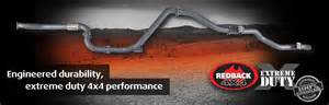 4x4 Exhaust Systems Australia Redback Exhausts