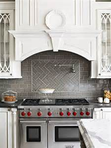 Gray Backsplash Kitchen Pattern Potential Subway Backsplash Tile Centsational Girl
