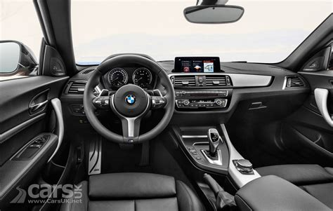 Bmw 2 Interior by Bmw 2 Series Coupe And 2 Series Convertible Get The Mildest Of Updates For 2017 Cars Uk