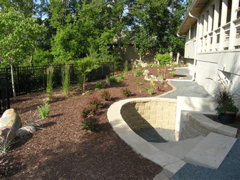 before and after landscaping projects in st michael