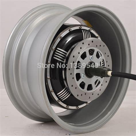 wheel hub motor electric car aliexpress com buy electric car hub motor 273 4000w