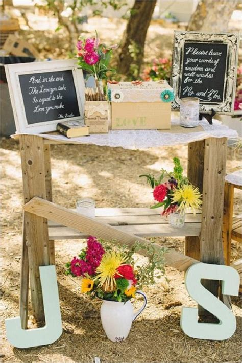 Backyard Reception Ideas