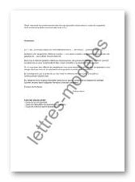 Modèle De Lettre De Mise En Demeure Restitution Caution Modele Mise En Demeure Garantie Document