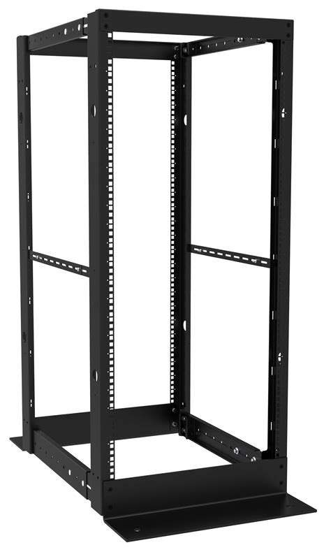 Four Post Rack by Knockdown Steel 4 Post Rack Dc4r Series Hammond Mfg