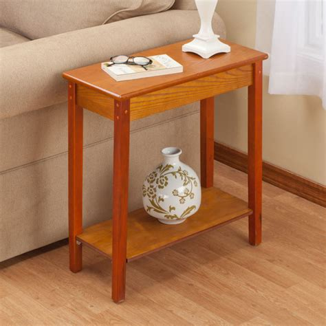 chairside tables with storage chairside storage table home necessities shop by