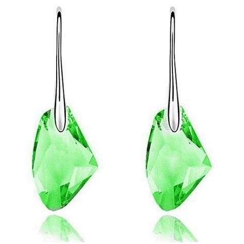 Silver Earring Anting Silver swan earrings drop 925 sterling silver