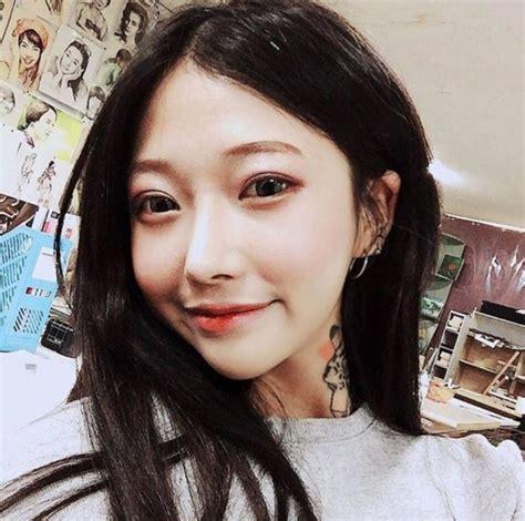 tattoos   trend  girls  korea koreaboo