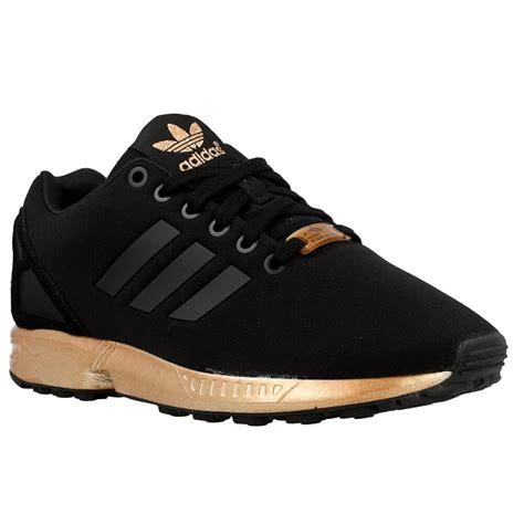 Adidas Zx Flux Size 36 41 adidas zx flux w s78977 black gold en distance eu