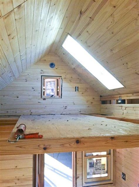 tiny house with loft best 25 sleeping loft ideas on pinterest