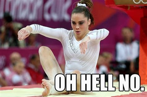 london olympics the hilarious memes of gymnast mckayla