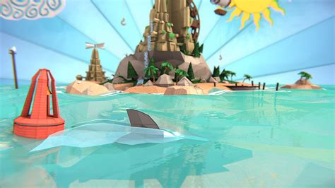 Blender Papercraft - welcome to papercraft island blendernation