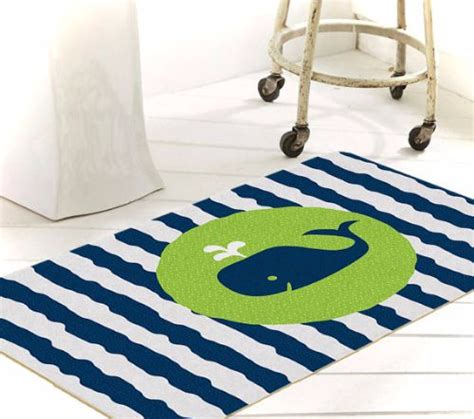nautical bath rugs home decor