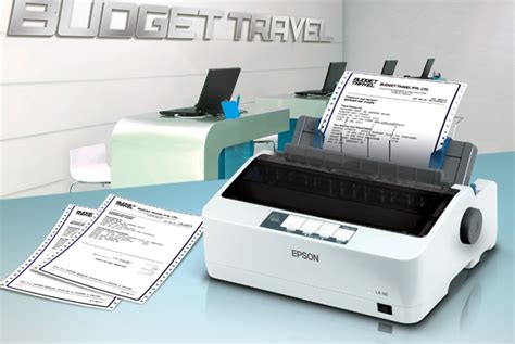 Printer Epson Lx 310 Ii Dot Matrix Epson Releases New Dot Matrix Printers The Lx 310 And The Lq 310 Zoneitech