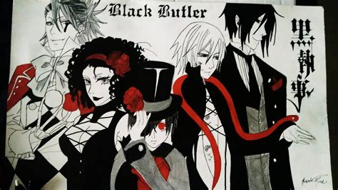 black butler book of circus black butler book of circus by roseymack5757 on deviantart