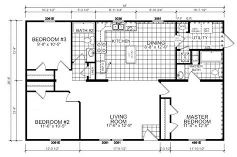 modular home floorplans b and b homes effingham il