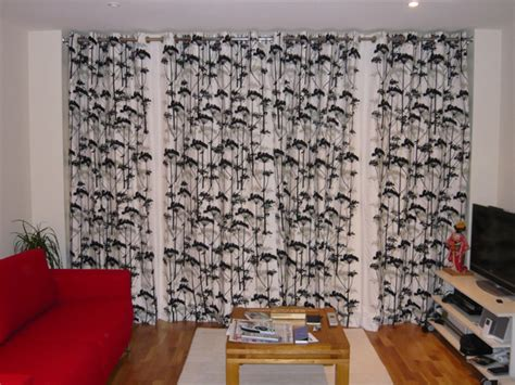 Voile Curtain Changing Curtains