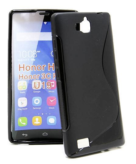 Second Hp Huawei Honor 3c s line skal huawei honor 3c billigamobilskydd se