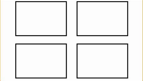 Blank Card Printable