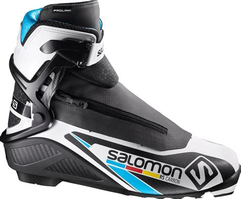 s cross country ski boots salomon s rs carbon prolink cross country ski boots