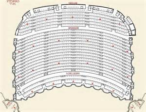 Photos Inside Boston Opera House Boston Opera House Seating Plan