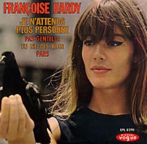 francoise hardy vinyl fran 231 oise hardy je n attends plus personne ep 7