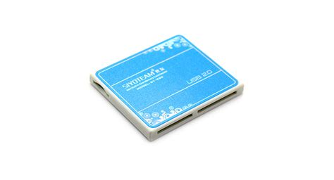 55 In 1 Card Reader Did You There Were That Many by 2 55 Sy 682 Multi In 1 Usb 2 0 Card Reader W 5 Ports At