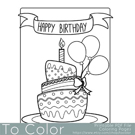 coloring pages for adults birthday 298 best images about printables on pinterest rio 2