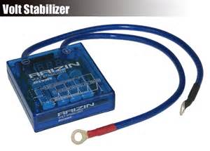 Pivot Raizin Volt Stabilizer Blue universal pivot mega raizin fuel saver voltage stabilizer